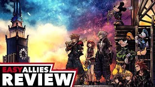 Kingdom Hearts III - Easy Allies Review (Video Game Video Review)