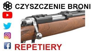 #17: Jak czyścić broń? Cz. V - repetiery