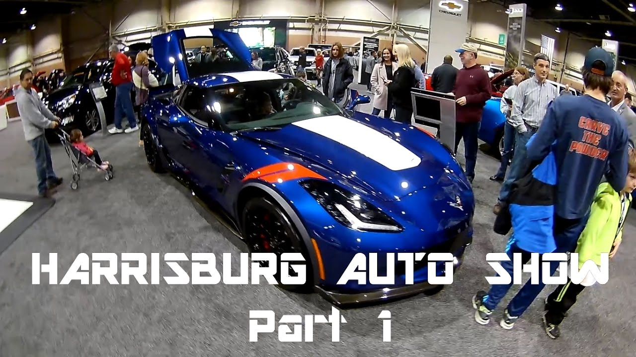Harrisburg Auto Show Part FULL HD YouTube - Car show harrisburg pa