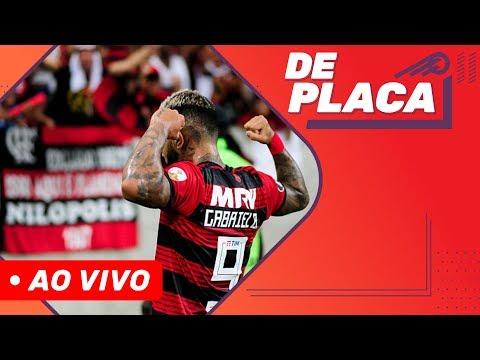 SHOW DE GABIGOL E SÃO PAULO AMEAÇADO | DE PLACA AO VIVO (20/03/2019)