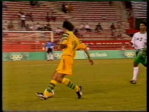 1996 Olympic (Atlanta) Australia Vs Saudi Arabia & Spain (Highlights)