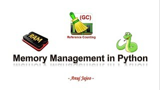 Memory Allocation and Management in Python - simplified tutorial for beginners
