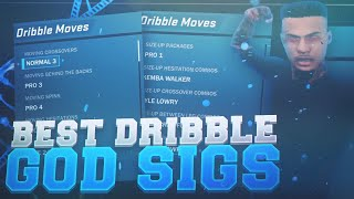THE BEST DRIBBLE GOD SIGS! THESE DRIBBLE MOVES ARE SO FAST | HOW TO BECOME AN EYESO GOD + ISO COMBOS