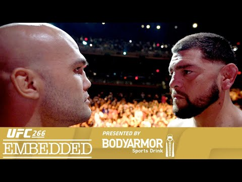 UFC 266: Embedded - Эпизод 6