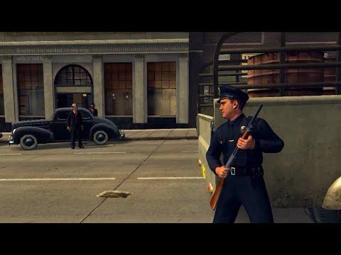 Armed & Dangerous La Noire
