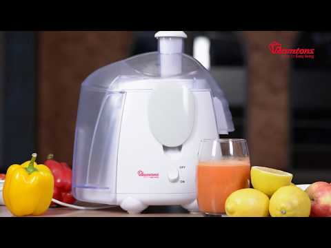 How to make Carrot and Ginger Zinger Juice
