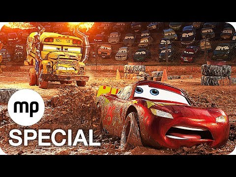 Cars 3: Evolution Film Clips, Featurette & Trailer German Deutsch (2017) streaming vf