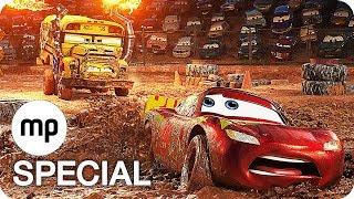 Cars 3: Evolution Film Clips, Featurette & Trailer German Deutsch (2017)