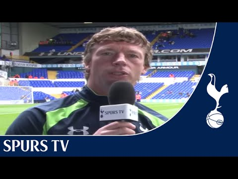 Spurs TV Exclusive | Steffen Freund pre match interview against Aston Villa