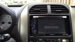 Pioneer AVH-200BT DVD Receiver Installation Toyota RAV4 | #ProjectRavFEL™