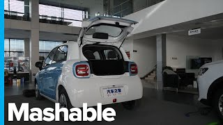 Chinese Company Debuts 'World's Cheapest Electric Car' Which Costs Less than $9,000