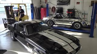 1968 Ford Mustang Shelby GT500 KR - King of the Road