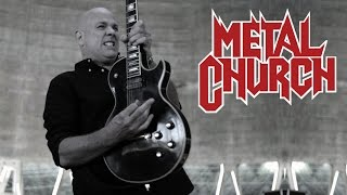 "METAL CHURCH ""NO TOMORROW"" / OFFICIAL VIDEO / 2016"