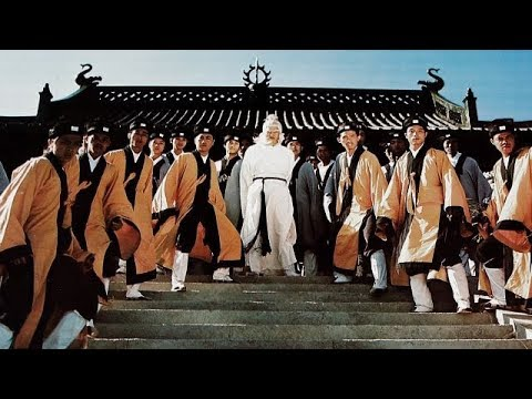 Великий магистр Шаолинь кун-фу (боевые искусства, 1981 год)