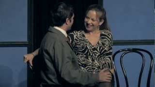David Petraeus and Paula Broadwell Go on a Date (sketch)