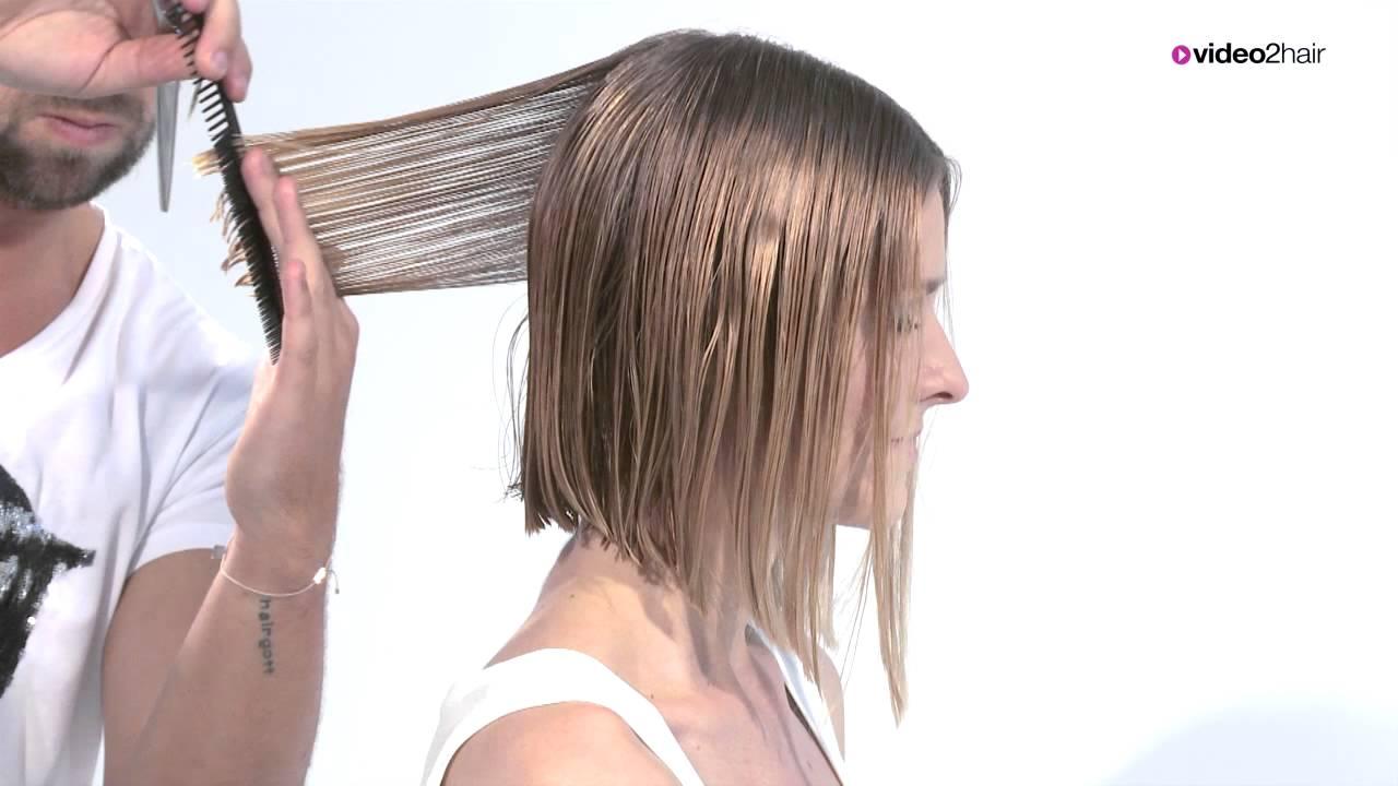 Haarschnitt Der Langhaar Bob LONGbob YouTube