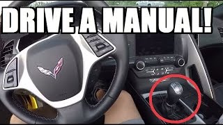 when to change gears in a stick shift car