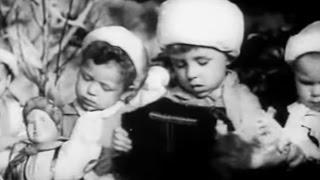 """Советский Новый год (1 января 1941 года) - Фильм """"Летопись полувека"""""""