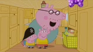Свинка пепа-Капитан папа свин