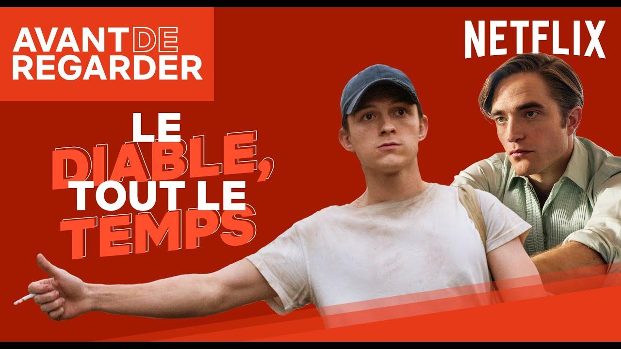 Download Avant de regarder... Le Diable, tout le temps | Netflix France