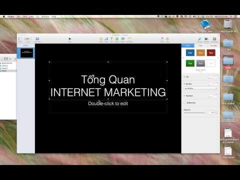 Cơ bản về internet Marketing