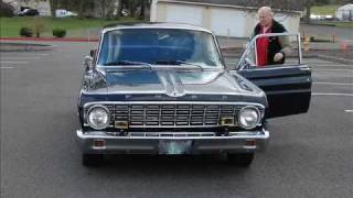 1964 Ford Ranchero w/only 40K Miles on Rebuild -SOLD!