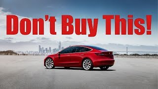 Buying A Tesla Is The Dumbest Thing You Can Do