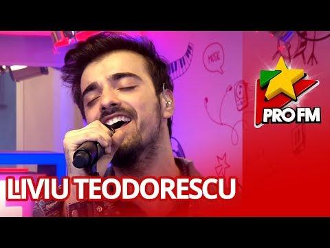 Liviu Teodorescu - Asa e ea #DULCE | ProFM LIVE Session