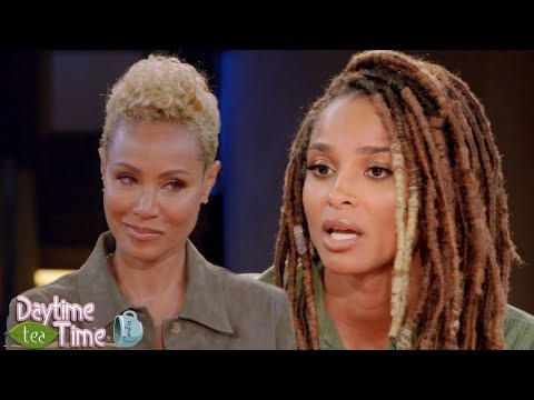 Jada Pinkett Smith brought to TEARS as Ciara tells the BIGGEST difference between Future & Russell!