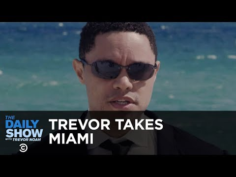 The Daily Show Takes Miami | The Daily Show