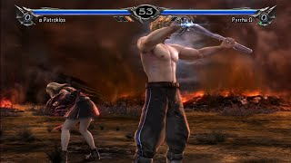 SoulCalibur V - All Critical Finish