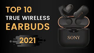 Top 10 Best TWS Earbuds ⚡⚡⚡ Best Truly Wireless Earbuds in India 2021 - #HeadphoneView