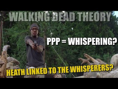 The Walking Dead Season 7 Theory PPP Connects Heath To A New Group?