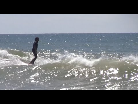 Surfing Ditch Plains Montauk Ny August 14 2017