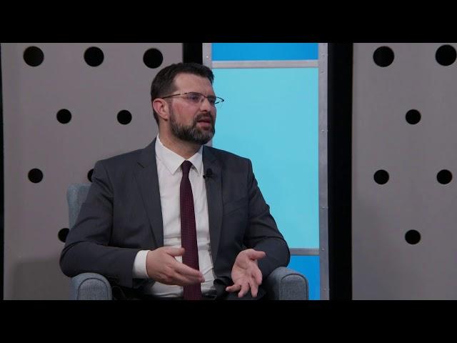 DALMATINA - gost Ante Babić, načelnik Civilnog stožera Grada Zadra