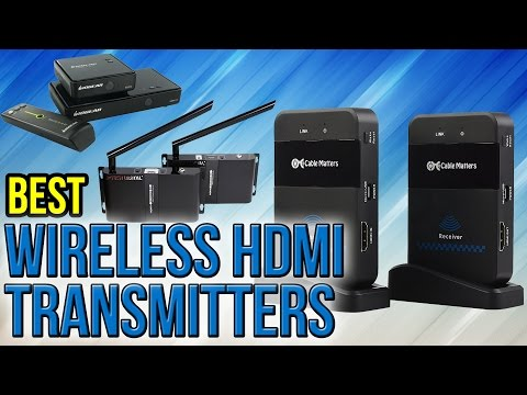 10 Best Wireless HDMI Transmitters 2017