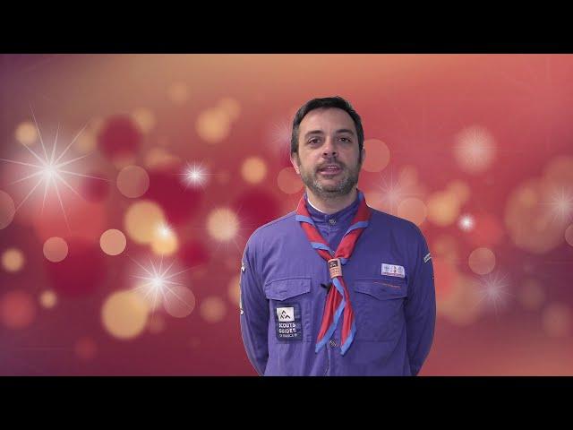 Adrien Petit, Responsable du groupe Scouts de France à Valence