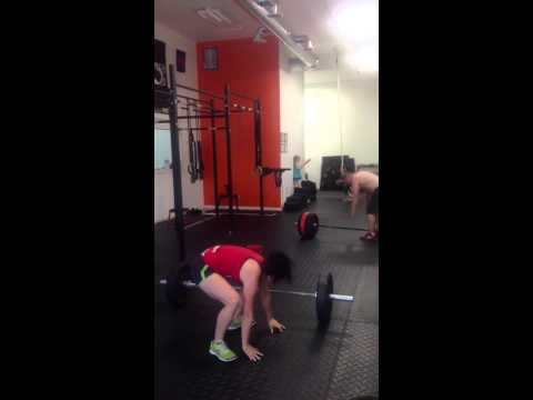 CFBR coaches doing a WOD