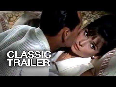 Paris When It Sizzles (1964) Official Trailer - Audrey Hepburn, William Holden Movie HD