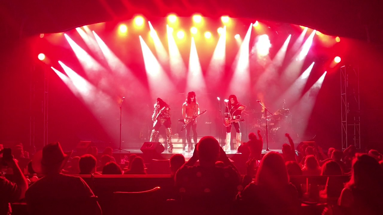 World Greatest Rock Show Stratosphere Las Vegas