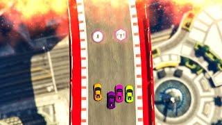 NEW GTA 5 ONLINE RACE MODE! - (GTA 5 TINY RACERS)