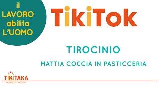 Tirocinio di Mattia Coccia @ Pasticceria Salvioni di Brugherio | TikiTok 08