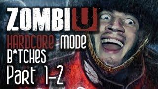 THE ULTIMATE SURVIVOR! - ZombiU: Hardcore Mode - Part 1/2