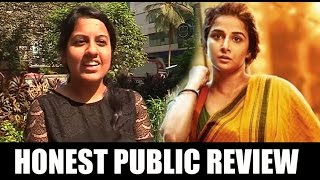 Repeat youtube video Kahaani 2 Public Review -  Vidya Balan, Arjun Rampal