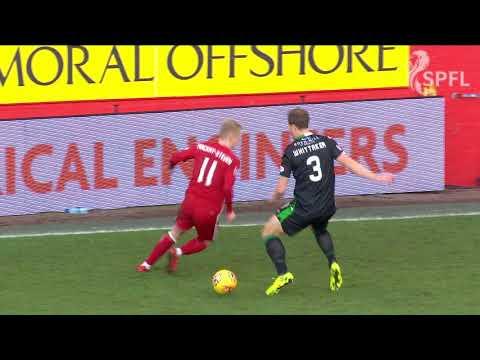 Watch Mackay-Steven score stunning hat-trick
