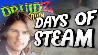 Minecraft Mods Druidz Downtown #93 - Days of Steam