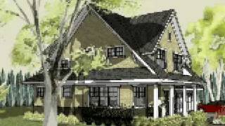 Stillwater Craftsman House Plan Animation Video