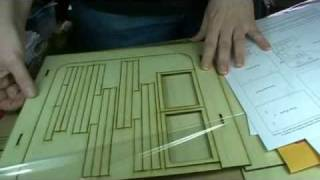 Miniature Building Construction Step 1: Planning And Preparation