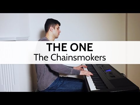 """""""The One"""" - The Chainsmokers (Piano Cover) - Niko Kotoulas"""