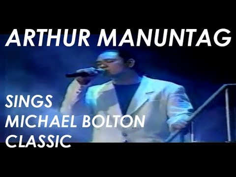 Arthur Manuntag - How Am I Supposed To Live Without You